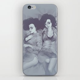 Boyfriend Shirts iPhone Skin