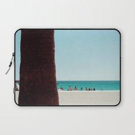 At the beach II Laptop Sleeve