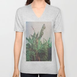 El Bosque do Cañoncillo Unisex V-Neck