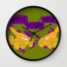 S.Y.W Wall Clock
