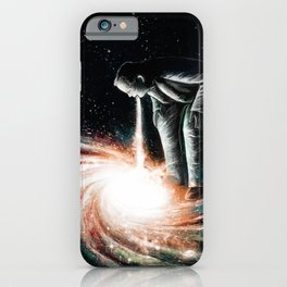 Cosmic Vomit iPhone Case