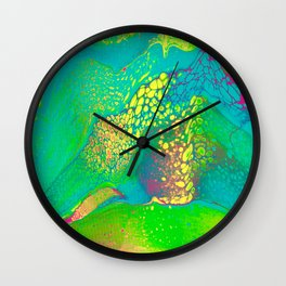 Candy Trip Wall Clock