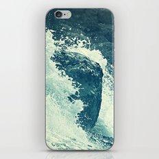 The Sea I. iPhone & iPod Skin