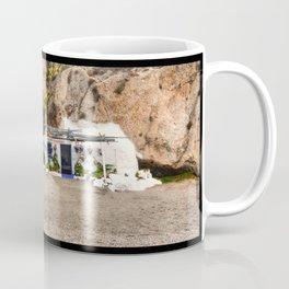 Cottage on the Beach Coffee Mug