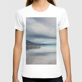 reflections in the water ...  T-shirt
