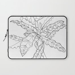PLANT PORTRAITS - CALATHEA LANCIFOLIA - COOPER  AND COLLEEN Laptop Sleeve
