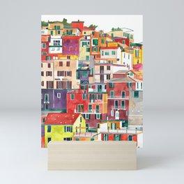 Cinque Terre Mini Art Print