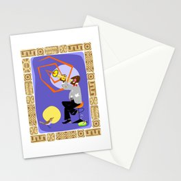 Louis Armstrong - Sachmo! Stationery Cards