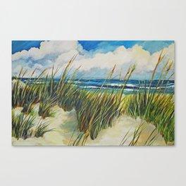 Breeze through the Dunes Canvas Print