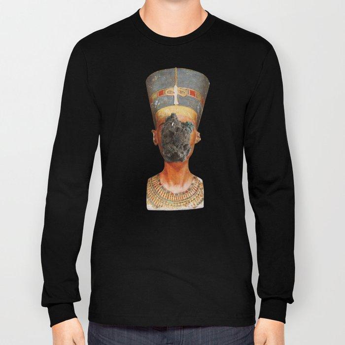 The Egypt Queen (und mein Razefummel) Long Sleeve T-shirt