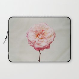 Pink Rose Laptop Sleeve