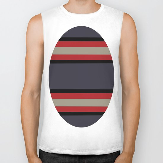 The Boldest Stripes, Biker Tank