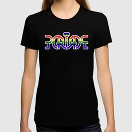 Gay pride Version 2 T-shirt