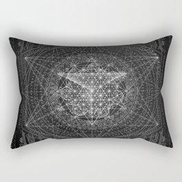 Dark Matter - by Aeonic Rectangular Pillow