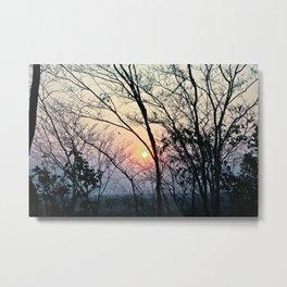 Breaking dawn Metal Print