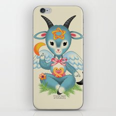 Baby's First Baphomet iPhone & iPod Skin