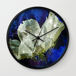 Center Of Attention Wall Clock