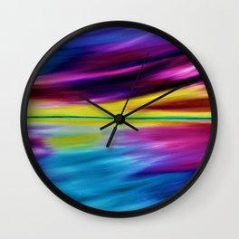 Astral Sky Wall Clock