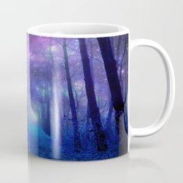 Fantasy Path Purple Blue Coffee Mug