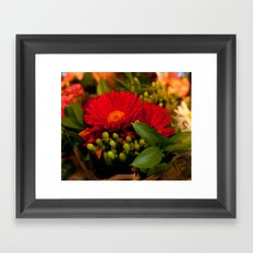 Autumn Colors in Spring Framed Art Print
