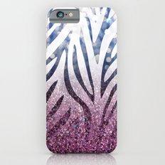 Zebra Case by Zabu Stewart iPhone 6s Slim Case