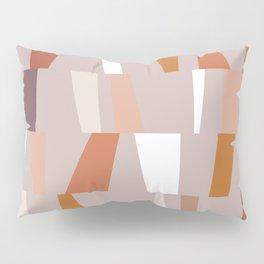 Neutral Geometric 03 Pillow Sham