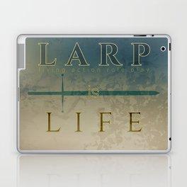 LARP is life Laptop & iPad Skin