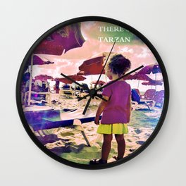 The dream is Gone. Wall Clock