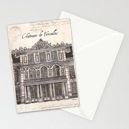 Chateaux de Versailles Stationery Cards