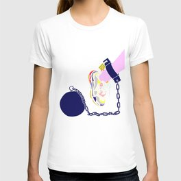 SNEAKERS SLAVE T-shirt