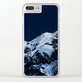 Geophisical Scape Clear iPhone Case
