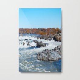 Great Falls Virginia Metal Print