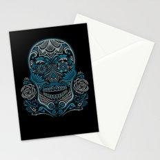 Magic Sugar Skull Stationery Cards