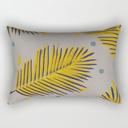Palm leaf 1 Rectangular Pillow