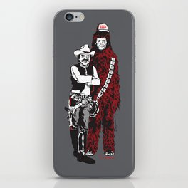 East bound and down in a galaxy far, far away... iPhone Skin