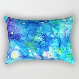 Higher Than The Heavens Rectangular Pillow