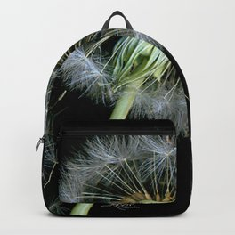 Dandelion Seeds Blowing in the Wind, Scanography Backpack