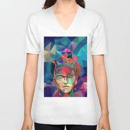 Frida Forever Unisex V-Neck