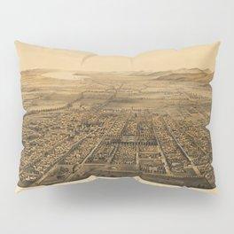 San Jose 1875 Pillow Sham