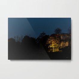 Solitario Metal Print