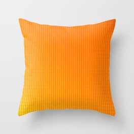 Hard strikes - soft colors ... Throw Pillow