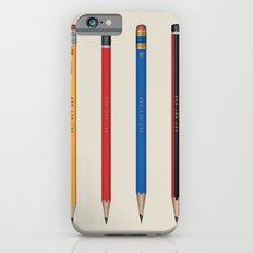 Art not War - Pencils iPhone 6s Slim Case