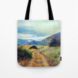 Fall nature landscape photography Tote Bag