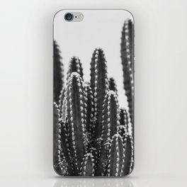 Desert Cactus / Arizona Art iPhone Skin