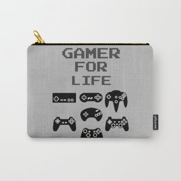 Gamer For Life Carry-All Pouch