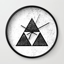 The Missing Triforce Wall Clock