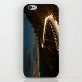 Linn Cove Viaduct iPhone Skin