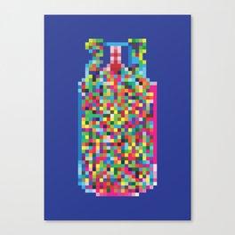 GAZZ 06 Canvas Print