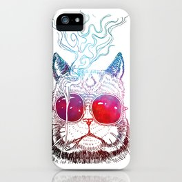 Thomas O'malley the Alley Cat iPhone Case