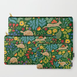 Tortoise and Hare Carry-All Pouch